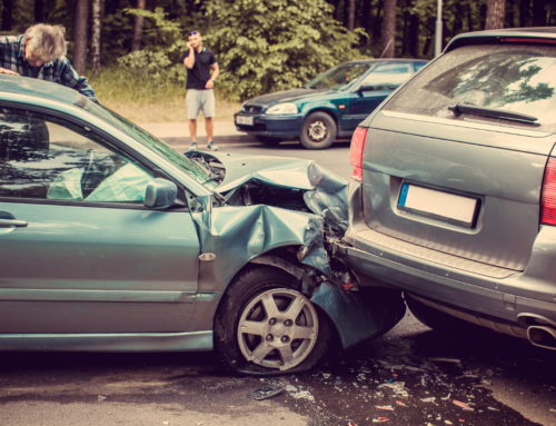 Receiving Treatment After A Car Accident